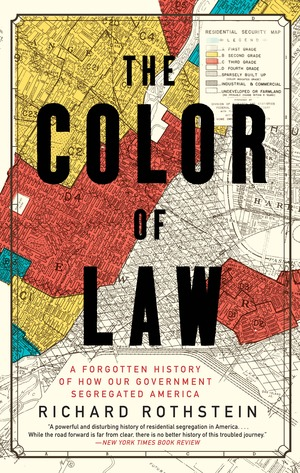the color of law richard rothstein