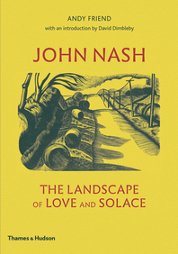 John Nash: The Landscape of Love and Solace Cover