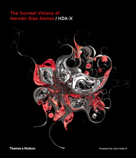 The Surreal Visions of Hernán Díaz Alonso/HDA-X Cover