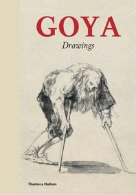 Goya Drawings Cover