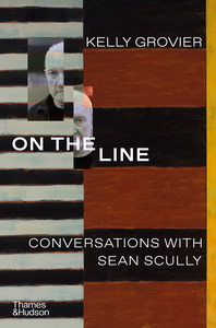 On the Line: Conversations with Sean Scully Cover