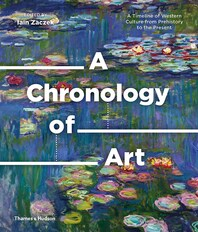 A Chronology of Art Cover
