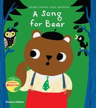 A Song for Bear Cover