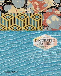 An Anthology of Decorated Papers: A Sourcebook for Designers Cover