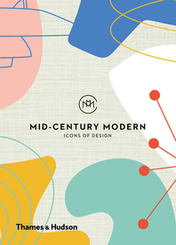 Mid-Century Modern Icons of Design: Icons of Design Cover