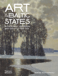 Art of the Baltic States Cover
