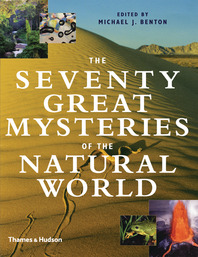 The Seventy Great Mysteries of the Natural World Cover