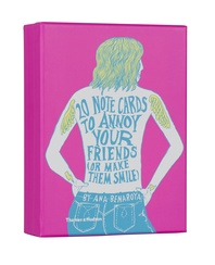 20 Note Cards to Annoy Your Friends (Or Make Them Smile) Cover