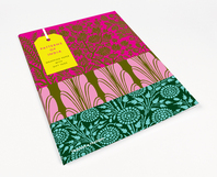 Patterns of India: 10 Sheets of Wrapping Paper with 12 Gift Tags Cover