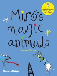 Miró's Magic Animals Cover