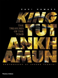 King Tutankhamun: The Treasures of the Tomb Cover