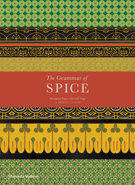 The Grammar of Spice Gift Wrap Cover