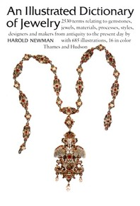 An Illustrated Dictionary of Jewelry Cover