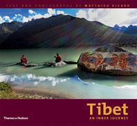 Tibet: An Inner Journey Cover