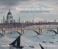 Panorama of the Thames: A Riverside View of Georgian London Cover