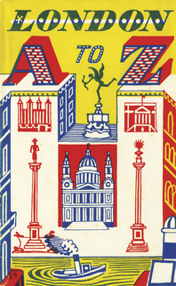 London A to Z Cover