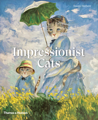 Impressionist Cats Cover