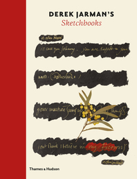 Derek Jarman's Sketchbooks Cover