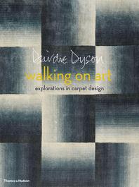 Walking on Art: Explorations in Carpet Design Cover