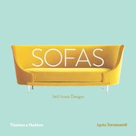 Sofas: 340 Iconic Designs Cover