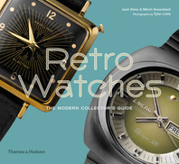 Retro Watches: The Modern Collectors' Guide Cover