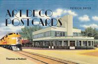 Art Deco Postcards Cover