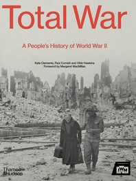 Total War: A People's History of World War II Cover