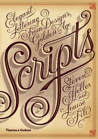 Scripts: Elegant Lettering from Design's Golden Age Cover