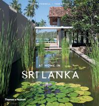 At Home in Sri Lanka Cover