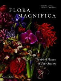 Flora Magnifica: The Art of Flowers in Four Seasons Cover