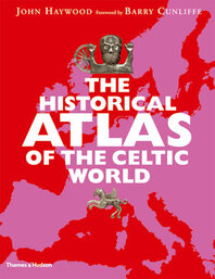 The Historical Atlas of the Celtic World Cover