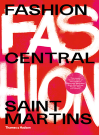 Fashion Central Saint Martins Cover