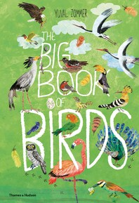 The Big Book of Birds Cover