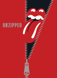The Rolling Stones: Unzipped Cover