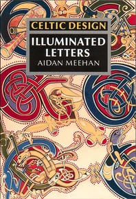 Celtic Design: Illuminated Letters Cover