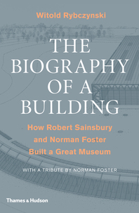 The Biography of a Building Cover