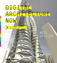 Digital Architecture Now Cover