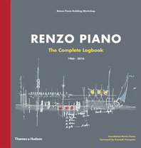 Renzo Piano: The Complete Logbook Cover