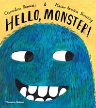 Hello, Monster! Cover