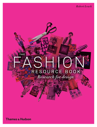 The Fashion Resource Book: Research for Design Cover