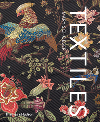 Textiles: The Art of Mankind Cover