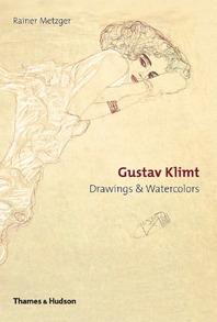 Gustav Klimt: Drawings & Watercolors Cover