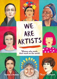 We are Artists: Women who Made their Mark on the World Cover