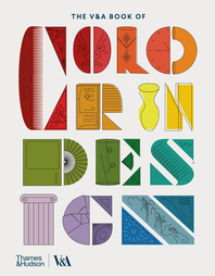 The V&A Book of Color in Design Cover