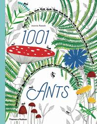 1,001 Ants Cover