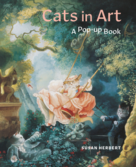 Cats in Art: A Pop-Up Book Cover