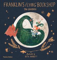 Franklin's Flying Bookshop Cover