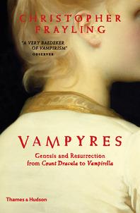 Vampyres: Genesis and Resurrection: from Count Dracula to Vampirella Cover