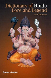Dictionary of Hindu Lore and Legend Cover