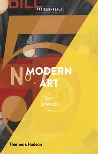 Modern Art: Art Essentials Series Cover